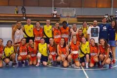 Heriot Watt University Women's Basketball tour to Spain 2017