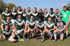 Swansea University Rugby League tour to the Rotterdam 9's festival 2017
