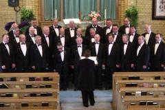 Tonna Male Voice Choir  Tour to Canada 2004