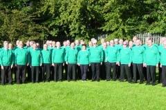 Macclesfield MVC  Choir Tour to Ireland 2004