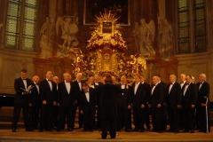 Tonna MVC Choir Tour to Prague 2005