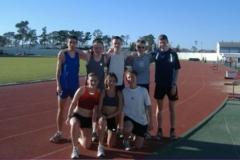 Rugby & Northampton Athletics Club Portugla Trinaing Camp 2010