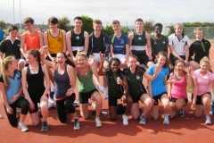 St John's School Athletics Warm Weather Training Camp in Portugal 2013