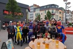 Crawley RFC U16 Rugby Tour to Antwerp, Belgium 2019