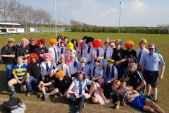 Exmouth RFC U16 Rugby Tour to Holland 2019