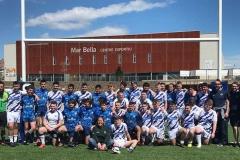 Northampton Mens Own RFC U18 Rugby Tour to Salou, Spain 2018