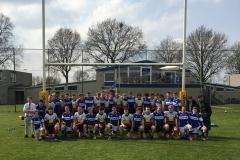 Sevenoaks RFC U15 Rugby Tour to Holland 2019
