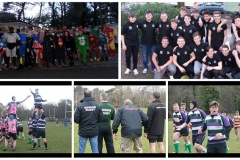 Bognor RFC U16 Rugby Tour To The Bournemouth Junior Rugby Festival 2016