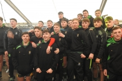 Bridgend Athletic RFC U16 Rugby Tour to the Gent Rugby Festival 2018