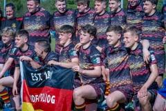 Croesyceiliog RFC U15 Rugby Tour to the Hilversum International Youth Rugby Festival 2019