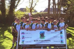 Huntingdon RFC U14s Rugby Tour to the Bognor Junior Rugby Festival 2017