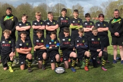 Littleborough Rugby Club U13's Rugby Tour to the Hilversum Rugby Festival 2017