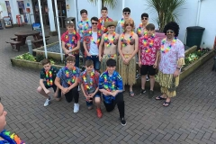 Neath Athletic RFC U15 Rugby Tour to Bournemouth Junior Festival 2019