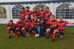 Spalding RFC U12s Rugby Tour to the Hilversum International Youth Rugby Festival 2017