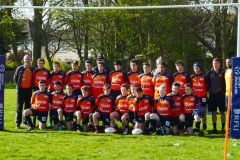 US Tours RFC From France Rugby Tour to the Bognor Junior Rugby Festival 2017