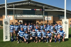 Wanstead RFC U13 Rugby Tour to South Yorkshire Challenge 2018