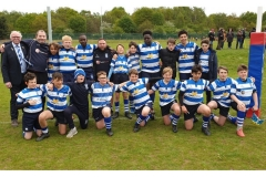 Wanstead RFC U13 Rugby Tour to the South Yorkshire Challenge 2019