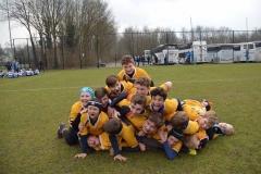 Worthing RFC U12 & U13 Rugby Tour To Hilversum International Youth Rugby Festival 2018