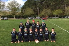 Ballymena RFC U10's Rugby Tour to the Bournemouth Mini Rugby Festival 2017