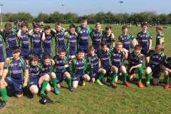 Boroughmuir RFC U12's Rugby Tour to South Yorkshire Challenge 2018