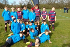 Evesham RFC U11's Rugby Tour to The Bournemouth Mini Rugby Festival 2017