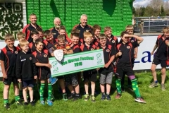 Kirkby Lonsdale RUFC U11 Rugby Tour to Ireland 2018