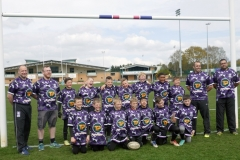 Leicester Lions RFC U11 Rugby Tour to the Dearne Valley Easter Rugby Festival 2019