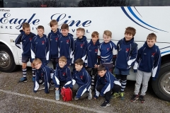 Leighton Buzzard RFC U8's Rugby Tour to the Bournemouth Rugby Festival 2018
