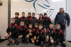Novocastrians RFC U10 Rugby Tour to Dearne Valley Easter Festival 2019