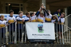 Old Cranleighan RFC U11's Rugby Tour to The Bournemouth Mini Rugby Festival 2017