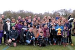 Old Grammarians RFC Mini Section Rugby Tour to-the-Bournemouth-Rugby-Festival-2016