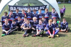 Old Grammarians RFC U12's Rugby Tour to the Bournemouth Rugby Festival 2017
