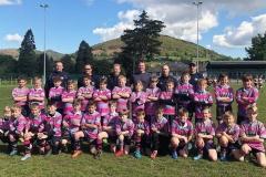Olney RFC U9-U12 Rugby Tour to the Abergavenny Mini & Junior Rugby Festival 2019
