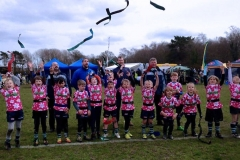 Reading Abbey RFC U9 Rugby Tour To The Bournemouth Mini Rugby Festival 2016