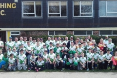 Worthing RFC Mini Section Rugby Tour to the Wimborne Mini Festival 2016