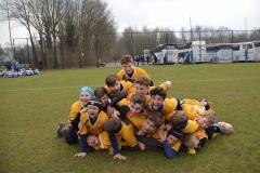 Worthing RFC U12's & U13's Rugby Tour to the Hilversum International Youth Rugby Festival, Holland 2018