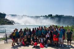 Churchdown School Sootball & Netball Tour to Canada 2019