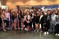 Westholme School Hockey, Netball and Football Tour to Cardiff 2014