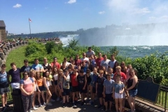 Ysgol Y Strade Netball and Rugby Tour To Canada 2015