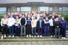 Berkshire Agricultural College Hockey & Football Tour to Holland 2002