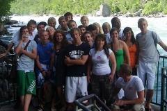 Gordano School Multi Sports Tour to Canada 2007