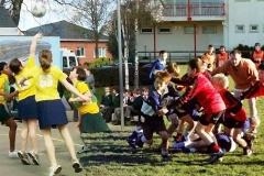 Heywood Prep School Netball & Rugby Tour to Jersey