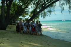Beaminster School Yr 9 Netball Tour to Barbados 2018