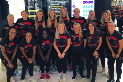 England Indoor Netball Ladies Netball Team Tour to South Africa 2019