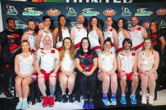 England Indoor Netball Mixed Open Age Team Netball Tour to South Africa 2019