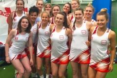 England Indoor Netball U21's Netball Tour to New Zealand 2016