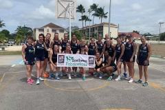 Royal Navy NC Netball Tour to Barbados 2019