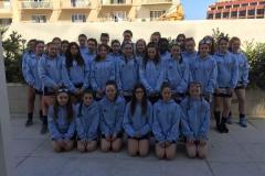 St Marys Catholic School Netball Tour to Malta 2018