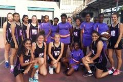 The Abbey School Netball Tour to Antigua 2017