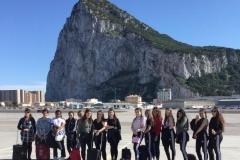 Thomas Deacon Academy Netball Tour to Gibraltar 2017